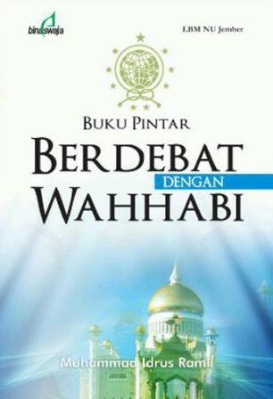 Buku Pintar Bedebat dengan Wahabi