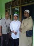 Ustadz Adul Azis, Muallaf mantan Hindu